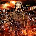 Survival Stalker Keyboard Theme icon