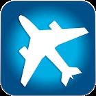 廉价航班和酒店 icon