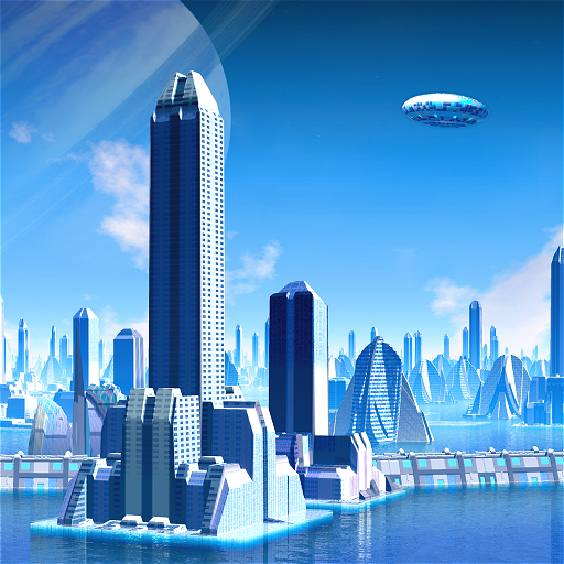 Designer City: Space Edition