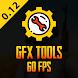 GFX Tool Pro For PUBG