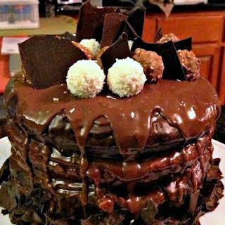 Heavenly Chocolate Cake.