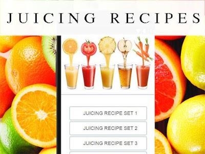 Juicing Recipes screenshot 0