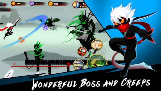 Stickman Quest v1.04 Mod Money