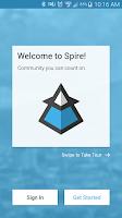 Screenshot of Spire
