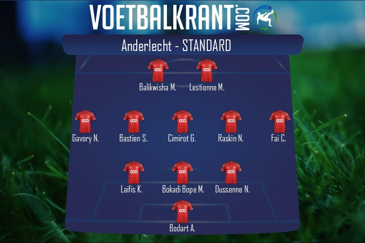 Standard (Anderlecht - Standard)
