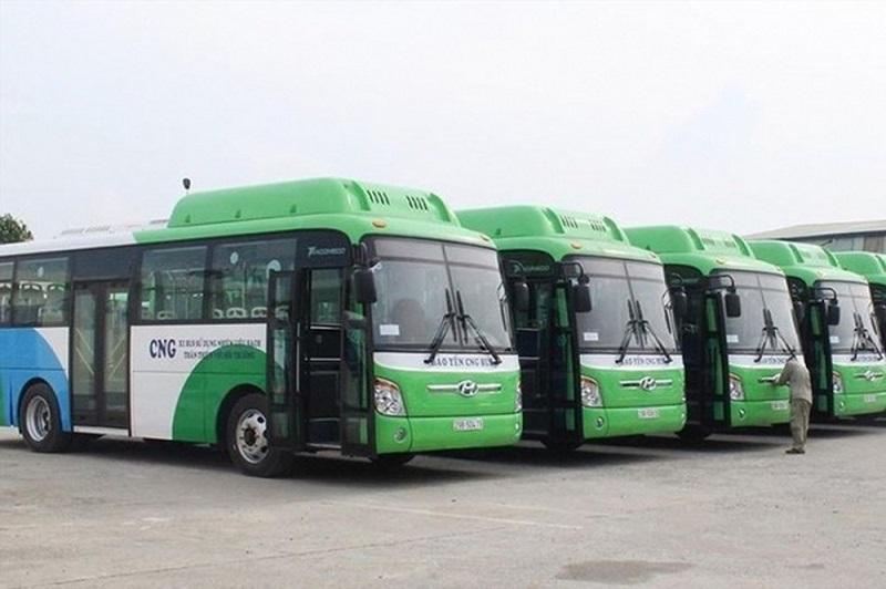 xe bus đi khu đô thị đặng xá