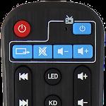 Remote Control For Android TV-Box/Kodi 7.8