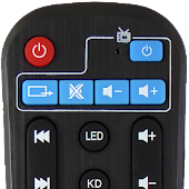 Remote Control For Android TV-Box/Kodi Android APK Download Free By Frillapps