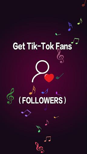 Real TikTok Followers with hashtags 1.0.1 screenshots 1