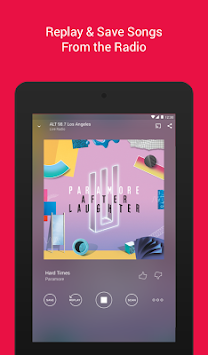 iHeartRadio Free Music & Radio APK screenshot thumbnail 14