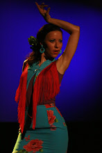 Photo: Magdalena Faszcza -Iberia; taniec z wachlarzem