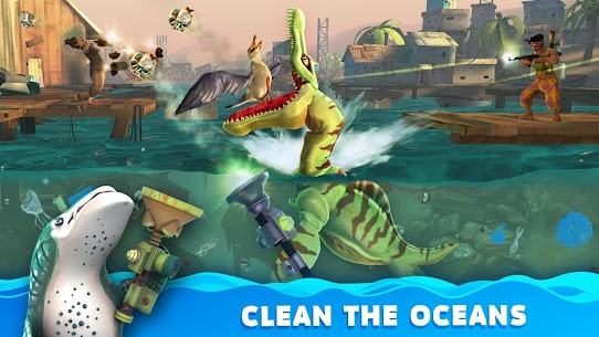 Hungry Shark World (MOD, Unlimited Money, Diamonds) v4.2.0 4