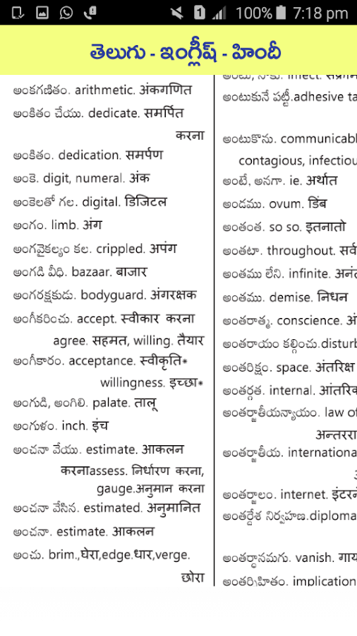 Navaratnalu In English And Telugu
