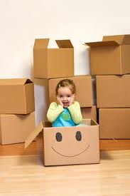 Moving Interstate or Long Distance with Kids