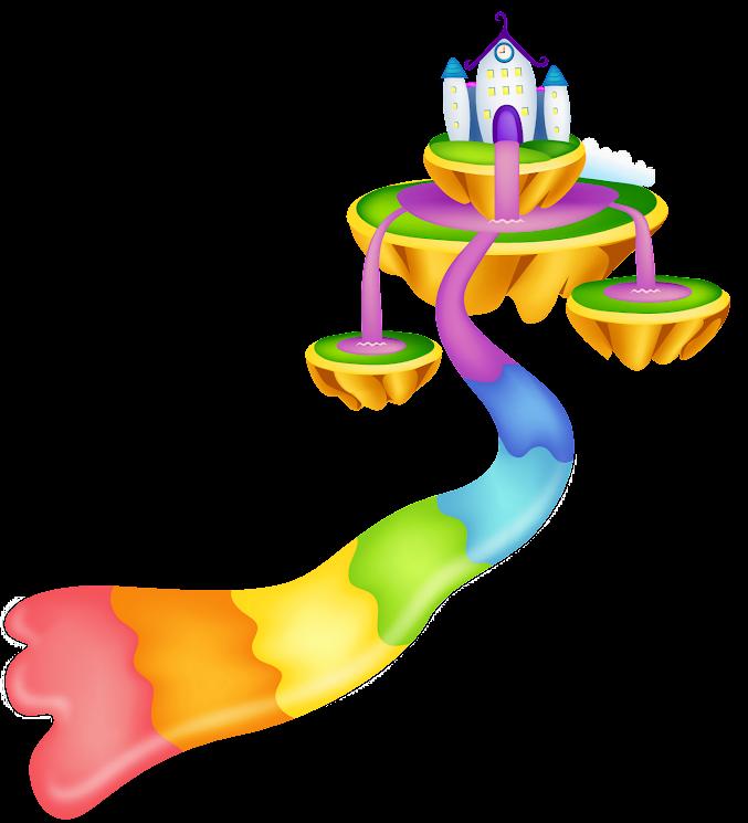 Transparent Rainbow Castle xCRI_HBYIxhW5BzFPtMK