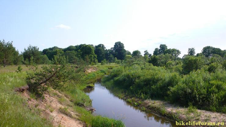 река Вязьма рыбалка