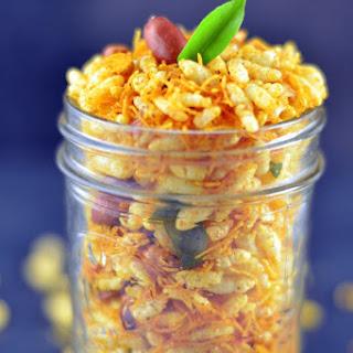 Masala Puffed Rice Recipe