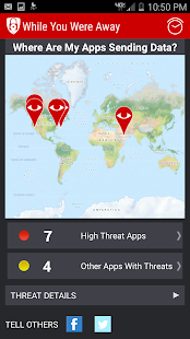 SpyAware Privacy Defender- screenshot thumbnail