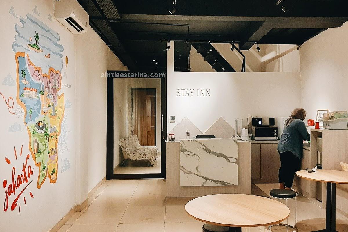 Pengalaman Menginap di Stay Inn Hostel Jakarta Pusat