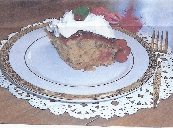 Cranberry Quick Cake Recipe