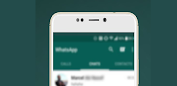 New WhatsApp Messenger Tips Appar (APK) gratis nedladdning för Android/PC/Windows screenshot