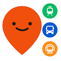 Moovit: Bus Times & Train Times Live Info icon