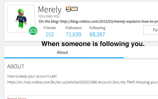 Roblox Follow Checker Chrome Extension Download For Google Chrome