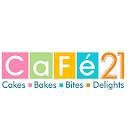 Cafe 21, Preet Vihar, New Delhi logo