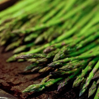 Simple Oven Roasted Asparagus.