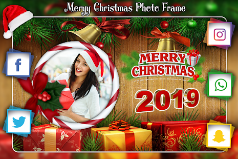 Download Christmas Photo Frame 2019 For PC Windows and Mac apk screenshot 5