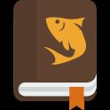 Guide angler icon