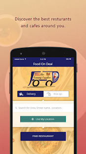 Food On Deal- screenshot thumbnail