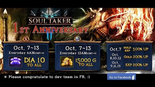 Soul Taker: Face of Fatal Blow v3.9.18.46 (Mod Mana)