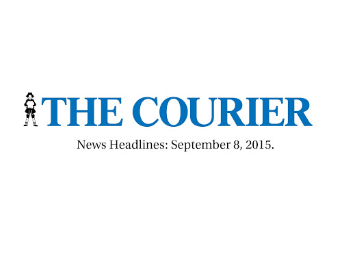 News Headlines: September 8, 2015