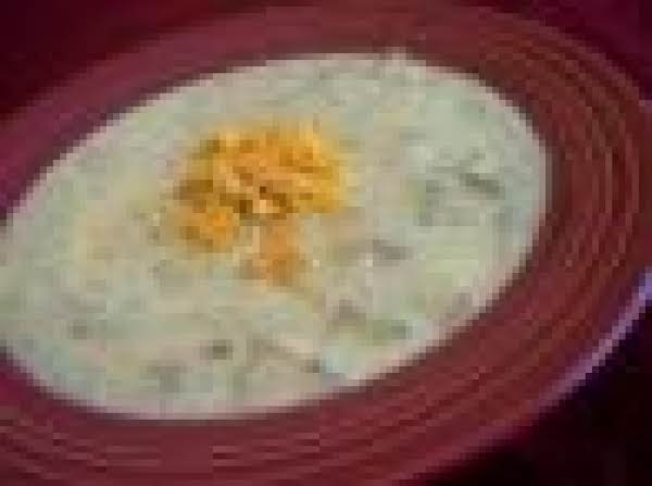 Weight Watchers Slow-cooker Cheeseburger Soup Recipe
