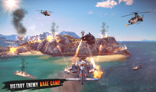 Gunship Battle Helicopter : Best Helicopter Games 5