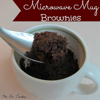 Microwave Desserts Mug Recipes.