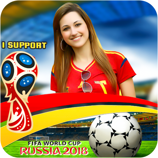 Fifa Football World Cup 2018 Photo Frame-Fifa 2018