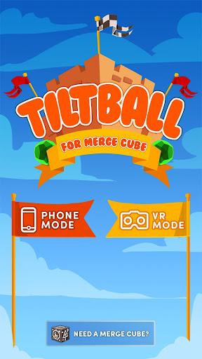 Tilt Ball for Merge Cube screenshot 1