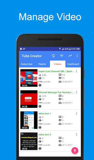 Tube Creator For Youtube 2.3.0 screenshots 3