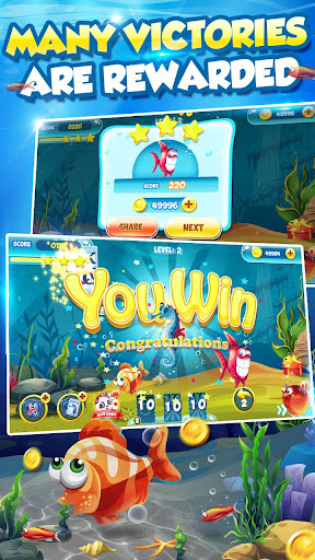 Ocean Fish Solitaire  screenshots 9