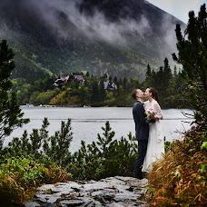 Wedding photographer Artur Kuźnik (arturkuznik). Photo of 21.09.2017