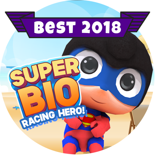 Super Bio - Racing Hero