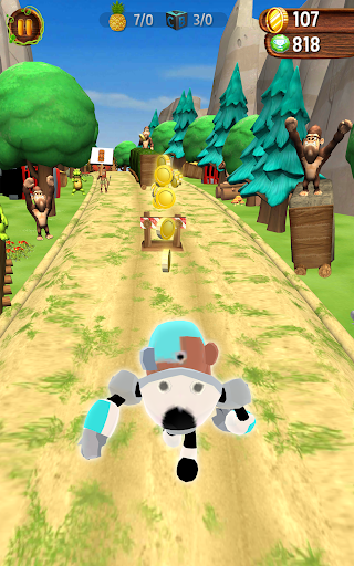 Jungle Titans Escape u2013 Go Teens Run android2mod screenshots 12
