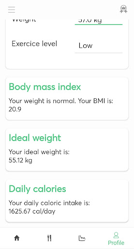 Diets for losing weight screenshots 6