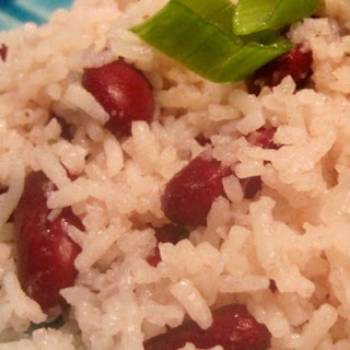Rice & Beans (Haitian Style) Recipe