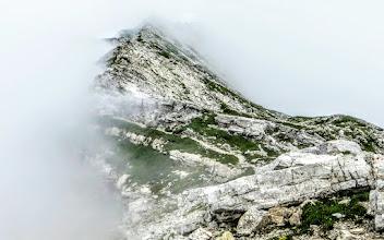 Photo: Großer Daumen, Blick auf Grat 2.280m L=63 9h 19km auf 1.300hm ab 1.433hm https://pagewizz.com/groer-daumen-wandern-giebelhaus-engeratsgundsee-turle-34563/