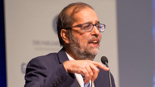 Former communications minister Yunus Carrim.