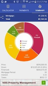 Mortgage Calculator screenshot 1