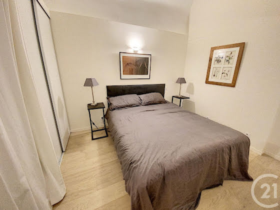 Location studio meublé 35,21 m2